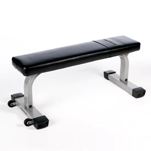 mat riels et quipements de fitness banc droit fitness bench. Black Bedroom Furniture Sets. Home Design Ideas