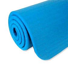 mat riels et quipements de fitness tapis de sol ribbed exercise mat. Black Bedroom Furniture Sets. Home Design Ideas